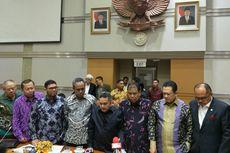 Pimpinan Pansus Sebut Tudingan Lobi dengan Ketua MK