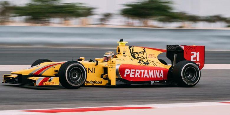 2011272271 » Sean Gelael Masuk 10 Pebalap Tercepat Pada Hari Terakhir Tes Di Bahrain