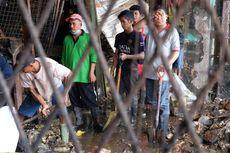 Pasar Sementara untuk Korban Kebakaran Pasar Kramat Jati Akan Dibangun