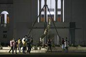 Tak Islami, Patung 'Lady Juctice' Diturunkan dari Gedung MA di Dhaka