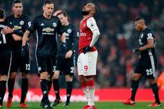 Hasil Pekan Ke-15 Liga Inggris, Dominasi Man United atas Arsenal