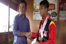 Atlet Asal Kepulauan Nias Ini Raih Perak di Ajang Karate Asia Tenggara