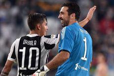 Dybala Bersimpati kepada Buffon, Chiellini dan Barzagli