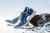 Adidas Serius Ciptakan 'Sneakers' dari Limbah Laut