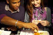 Restoran Ini Khusus Menyajikan Makanan Pesawat