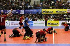 Tim Putri Jakarta Elektrik Raih Hat-trick Juara Proliga