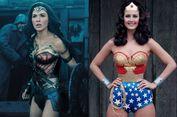 Gal Gadot Bertemu Pemeran Wonder Woman Tahun 70-an