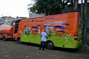 Bus Toilet Disiapkan untuk Layani Ribuan Tamu Nikah Massal DKI