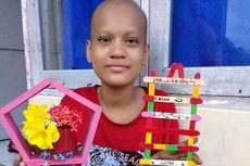 Buat Kerajinan, Rosani Berharap Bisa Biayai Pengobatan 3 Kanker yang Dideritanya