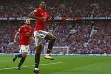 Hasil Liga Inggris, Manchester United Kokoh di Puncak Klasemen