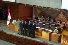 DPR Sahkan 3 Anggota Baru DKPP