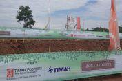 Proyek Perdana PT Timah Berada di Area Rawan Banjir
