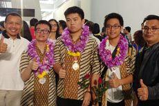 Sekolah Ipeka Bawa Pulang 6 Medali Olimpiade Sains Nasional