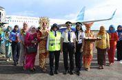 Perdana, Garuda Gelar ''Kartini Flight''