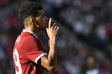 Wasit Anulir Golnya, Striker Muda Liverpool Kecewa