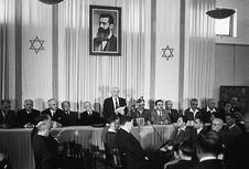 Konflik Israel-Palestina (7): Akhir Mandat Palestina dan Berdirinya Israel