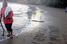 Ibu yang Anaknya Hilang di Laut Garut: