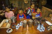 Barista Cilik Turut Beraksi di Festival Ngopi 'Sepuluh Ewu'