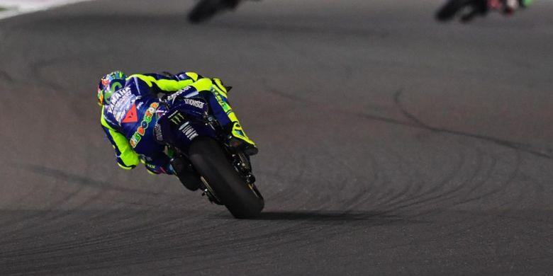 Rossi: Saya Berada Di 10 Besar Dan Itu Bagus