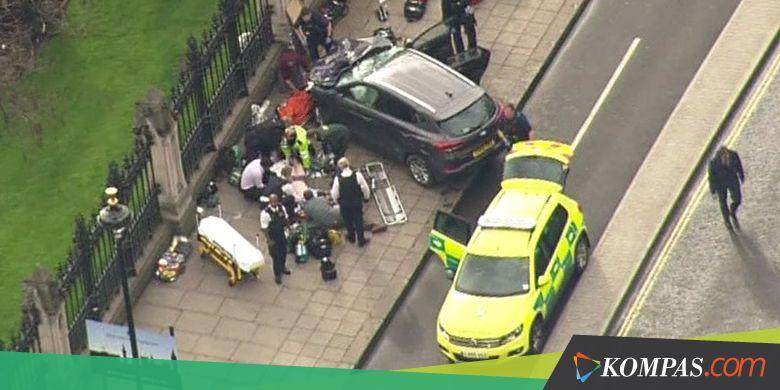 Siapakah Khalid Masood, Pelaku Serangan Teror London?