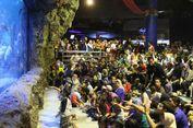 Libur Tahun    Baru, Puluhan Ribu Pengunjung Padati Ancol Sejak Pagi