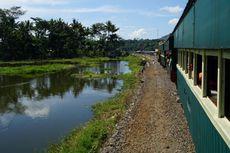 Menikmati Indahnya Lanskap Ambarawa Naik Kereta Tua