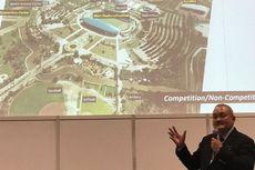 Jakabaring Sport City Dipromosikan ke Mancanegara