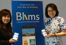 Bangun Perpustakaan Digital, BCA Gandeng Kompas Gramedia
