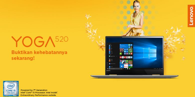 Laptop Lenovo Yoga 520