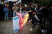 Protes Pengakuan Yerusalem, Puluhan Warga Palestina Terluka