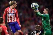 Griezmann Tak Menyesal Bertahan di Atletico Madrid