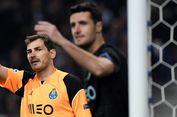 Akhiri Spekulasi, Casillas Perpanjang Kontrak dengan Porto