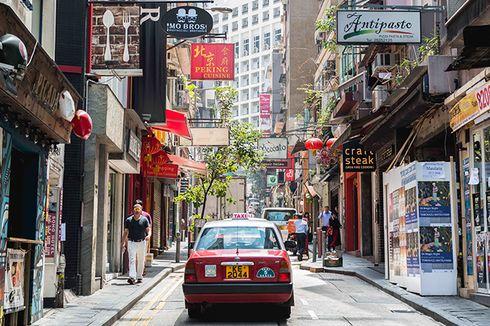 Liburan ke Hongkong, Yuk Keliling Old Town Central