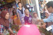 'Blusukan' ke Pasar, Djarot Bertemu Warga yang Tidak Dapat KJP