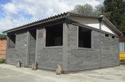 Rumah Murah Rp 90,4 Juta Dibangun dalam Lima Hari