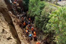 Korban Hilang Saat Talud Longsor di Temanggung Ditemukan Tewas