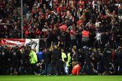 Tribune Roboh, Satu Pertandingan Liga Perancis Ditunda
