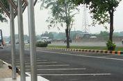 Tol Jakarta-Cikampek dan Palikanci Terpantau Sepi