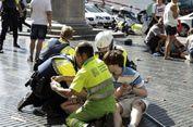 Pelaku Teror Barcelona Diduga Rencanakan Serangan Lebih Besar