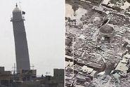 ISIS Ledakkan Masjid Nuri, Tempat Lahir Kekhalifahan Mereka di Mosul
