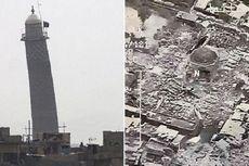 Peledakan Masjid Tua Mosul, Tanda Deklarasi Kekalahan ISIS