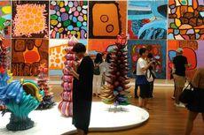 Menikmati Karya Yayoi Kusama di National Gallery Singapore