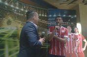 Bayern Vs Chelsea, Javi Martinez Sebut Laga ICC Penting