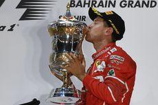 Sebastian Vettel Menangi Balapan GP Bahrain