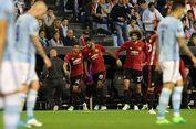 Hasil Liga Europa, Man United Menang Tipis di Markas Celta Vigo
