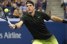Del Potro Gagalkan Pertemuan Federer dan Nadal