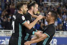 Real Madrid Tetap Jadi Magnet Uang