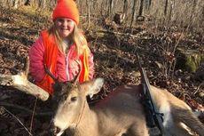 Murid TK Ini Jadi Pemburu Legal Termuda di AS