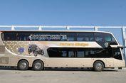 Asyik! Sekarang Ada Bus Tingkat Premium dari Bogor ke Solo