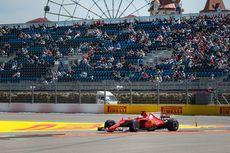 Vettel dan Raikkonen Kuasai Baris Terdepan Start GP Rusia